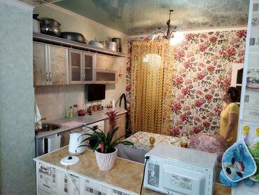 Продажа квартир - Тех паспорт - Бишкек: Элитка, 1 комната, 52 кв. м Бронированные двери, Дизайнерский ремонт, С мебелью