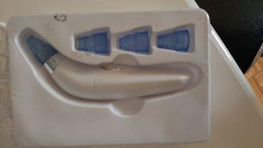 Pre - Srbija: Vakuum aparat za uklanjanje (usisavanje) mitisera, čišćenje lica od