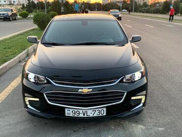 malibu 2018 - Azərbaycan: Chevrolet Malibu 1.5 l. 2018   61000 km