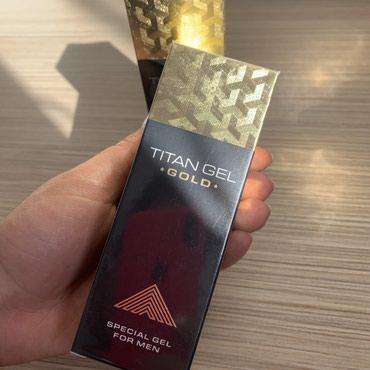 persil gel в Кыргызстан: Titan Gel Gold (Титан Голд)Эффективное средство для увеличения
