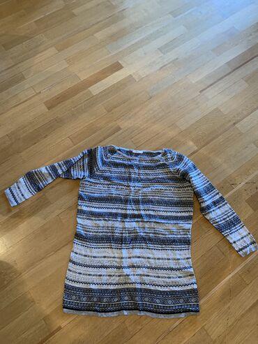 Dzemper haljina  Marks&Spenser engleski brend Velicina ogovara i L