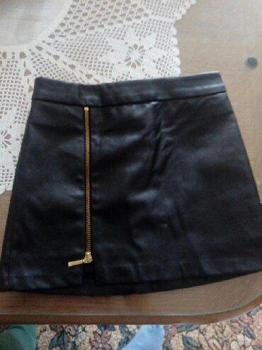 Ostala dečija odeća | Bajina Basta: Kozna suknjica za male devojcice, za 3-4 godine