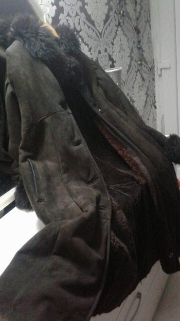 Bunda od brusene koze ,model pelerine 40br - Nova Varos