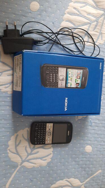 Nokia E5 | Черный Б/у | Кнопочный