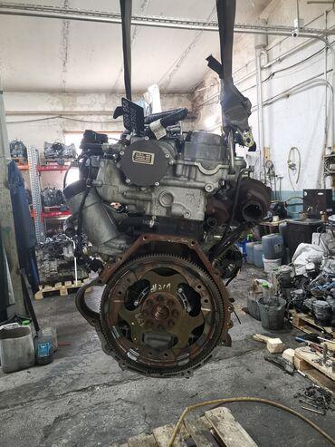 ssangyong new actyon в Кыргызстан: Контрактный двигатель Ssang Yong D20DT 2.0 141 л/сВ наличии на
