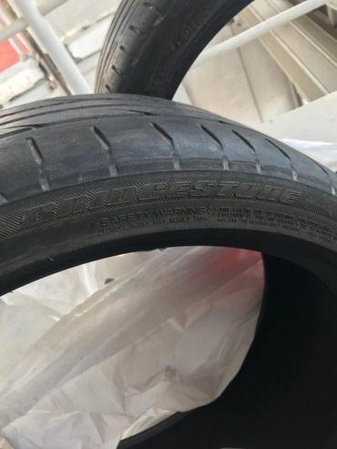 Bakı şəhərində 255/35/20 3 Bridgestone və 1 Continental işlənmiş təkərlər.