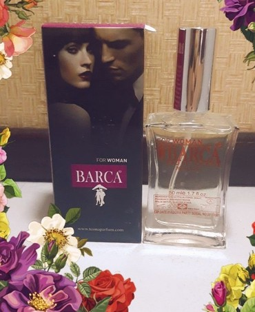 Barca for woman( W 108) 50ml