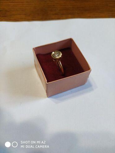 Кольцо золотое 585 в отличном состоянии размер 16,5
