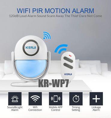 kök qadınlar üçün bədən yığan alt paltarları - Azərbaycan: Alarm detector - Wifi vasitesile proqrama qosulur, 3 detectordan