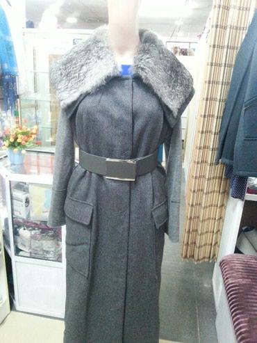 Пальто Италия новое. Деми.50% в Бишкек