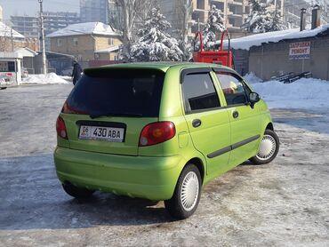 daewoo matiz 2 в Кыргызстан: Daewoo Matiz 0.8 л. 2005 | 212000 км