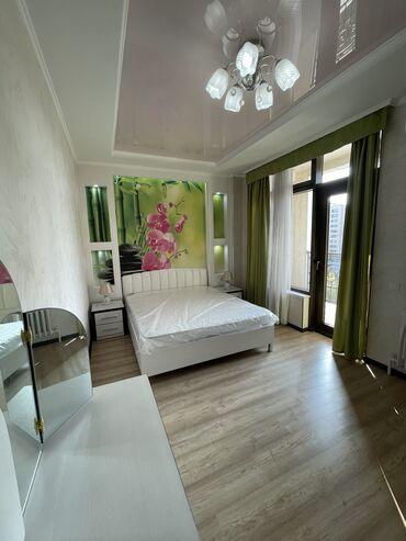 квартира берилет шлагбаум in Кыргызстан   ДОЛГОСРОЧНАЯ АРЕНДА КВАРТИР: Сдан, Элитка, 3 комнаты, 90 кв. м