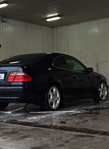Mercedes-Benz 200-Series 1.9 л. 2001 | 300000 км