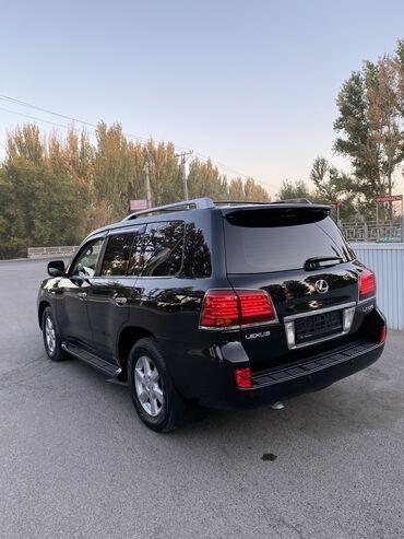 лексус 470 лх бишкек in Кыргызстан | АВТОЗАПЧАСТИ: Lexus LX 5.7 л. 2011 | 170 км