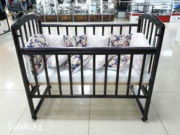 Кровать детская Алита 2 (Антел) в Бишкек