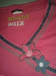 Majica sl - Srbija: Majica -Todor vel. 12, kao nova nema tragova nosenja slanje brza