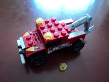 Lego 8150 Racers ZX Turbo Tow 100% complete with original instructions σε North & East Suburbs