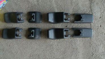 Транспорт - Горная Маевка: Заглушки сидения на Прадо комплекте 2000