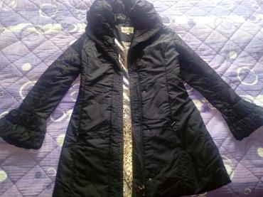 Ženska jakna zimska sa kapuljačom. Nova, nije korišćena. Dostava - Beograd