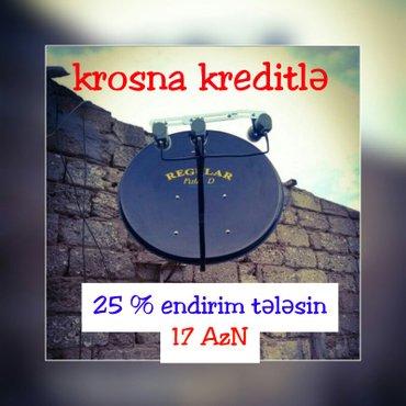 Bakı şəhərində Krosna.                                                      .