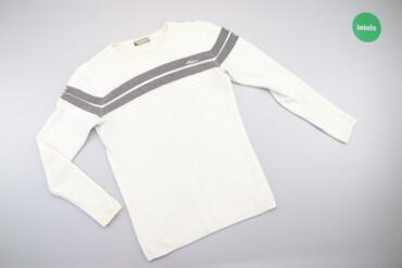 Мужская одежда - Украина: Чоловічий светр Jeese James, p. M    Довжина: 69 см Ширина плечей: 42