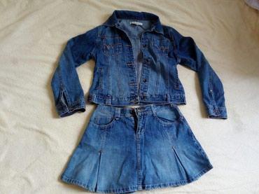 Duzina cm jakna - Srbija: Zara komplet11-13 godJakna duzina 50 cm,sirina 40 cm,duzina rukava57