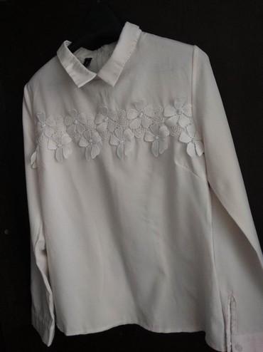 Рубашки и блузы - Кок-Ой: Очень нежная и стильная блузка в школу.Состояние отличное!Качество