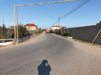 дом с цокольным этажом и гаражом в Азербайджан: Продажа 6 соток от посредника