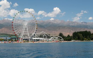 Пансионаты бостери - Кыргызстан: Сатам 14 соток