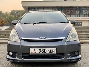 рассрочка авто ош in Кыргызстан | АВТОВЫШКИ, КРАНЫ: Toyota WISH 1.8 л. 2003 | 215000 км