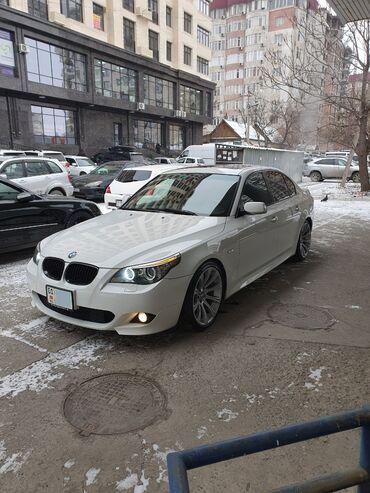 bmw 1 серия 135i amt в Кыргызстан: BMW 5 series 2008