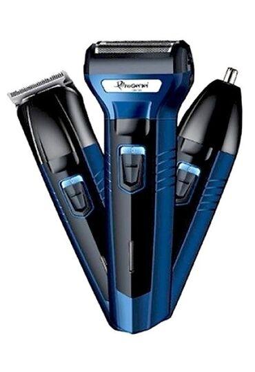Бытовая техника - Кыргызстан: Машинка для стрижки волос Gemei GM-566 триммер. Машинка для стрижки