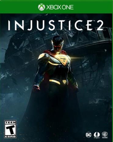 Xbox One Azərbaycanda: Xbox One (Injustice 2)Məhsul kodu: Müştərilər kredit kartı vasitəsilə