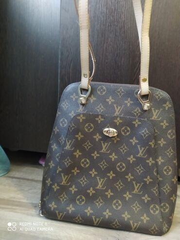 Сумка(рюкзак) Louis Vuitton(Луи Витон) Состояние отличное. Можно носи