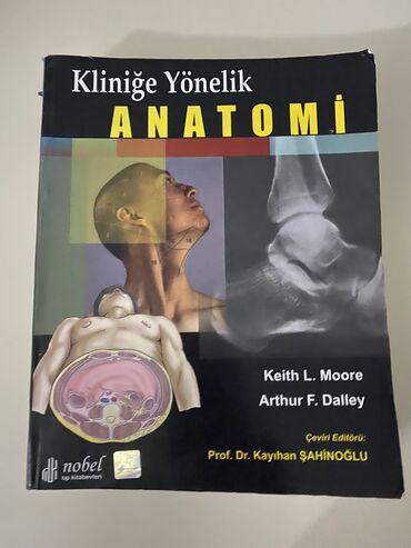 10568 elan | İDMAN VƏ HOBBI: Kliniğe yönelik anatomi . Kas kemik dokunun anatomisi fizyolojis