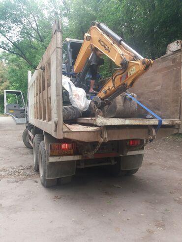 услуги реанимобиля в Кыргызстан: Экскаватор | Планировка участка, Демонтаж