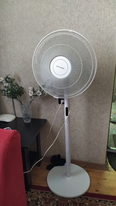 Ventilator 2 ay işlənib pultla idarə olunur