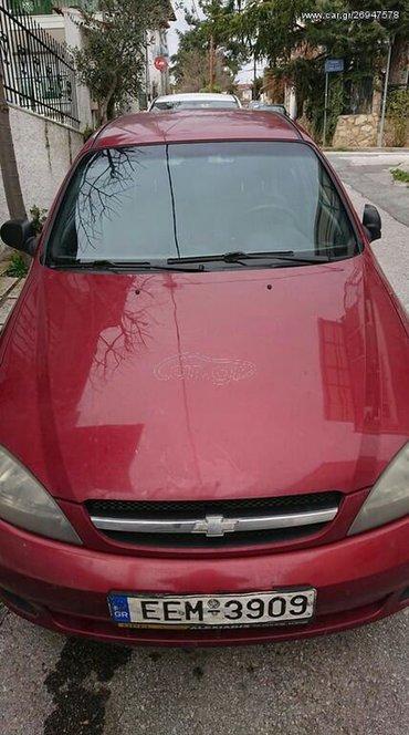Chevrolet Lacetti 1.4 l. 2006   155000 km