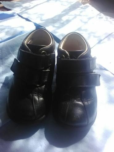 Kožne cipelice broj 21 u dobrom stanju, dužina gazišta 13,5cm - Ruma