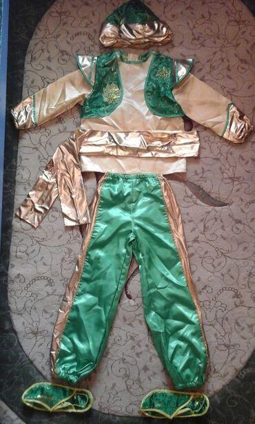 """Детская одежда и обувь - Мыкан: Продаётся новогодний костюм """"Алладина""""для мальчика возраст 5-7 л"""