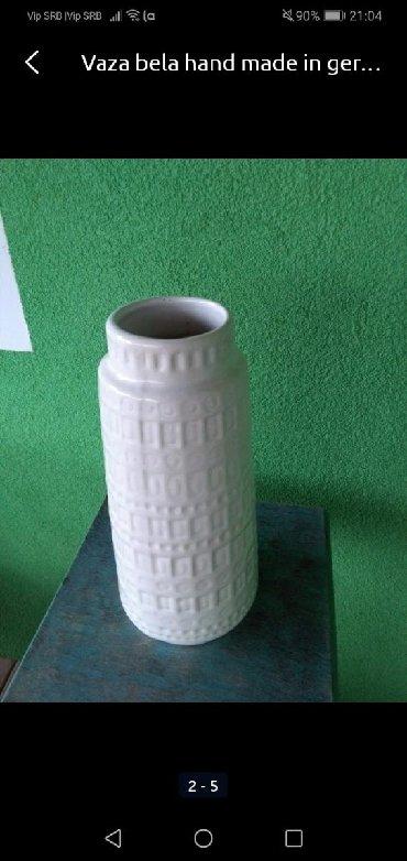 Vaza hand made germany