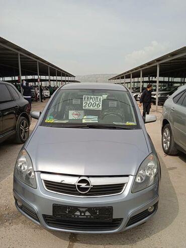 Транспорт - Таджикистан: Opel Zafira 2.2 л. 2007 | 124335 км