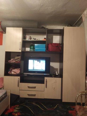 Диван 6000 Шкаф 10000 Состояние хорошее в Кара-Балта