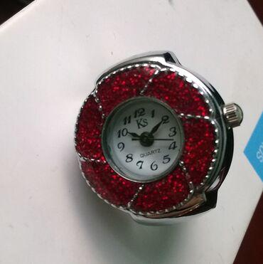 Продаю часы-кольцоРазмер универсалМатериал stainless steelТребует