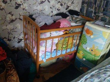 usaq ucun iki mertebeli kravat в Кыргызстан: Продаю детскую кроватку Состояние новой кроватки Цена 3000