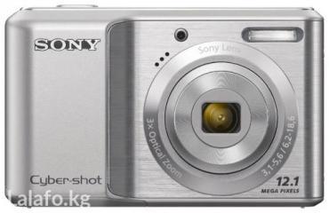 Фотоаппарат Sony DSC-S2100 Cyber-Shot 12.1 MPix-новый в Бишкек