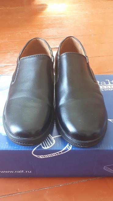 черный замшевая туфли в Кыргызстан: Новые черные китайские туфли за 400 сом. Покупали за 850 сом размер не