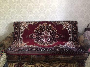Продаем б/у диван с двумя креслами ‼️ в Бишкек