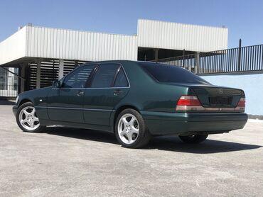 Mercedes-Benz S 320 3.2 л. 1998