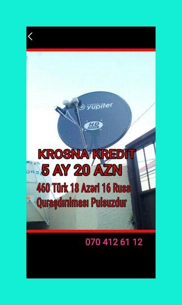 tv tuner - Azərbaycan: Peyk antena krosna krosnu kredit quraşdırılması krosna kredit sifarişi